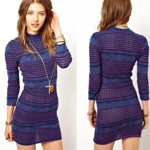 Free People Groovy Sweater dress